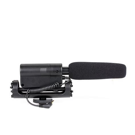 Takstar Sgc 598 Condenser Shotgun Microphone For Canonnikonsony Ds takstar sgc 598 microphone photography mic for