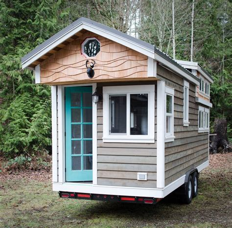 Small House Builders by Rewild Tiny House On Wheels Tiny Living