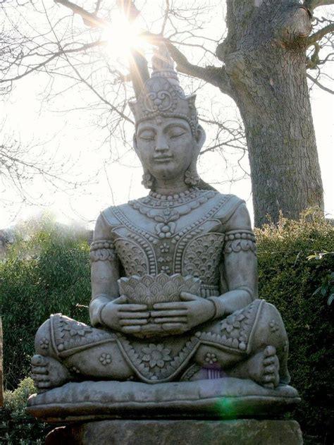 Cheap Garden Statues by Stunningly Detailed Sitting Buddha Garden Ornament Statue