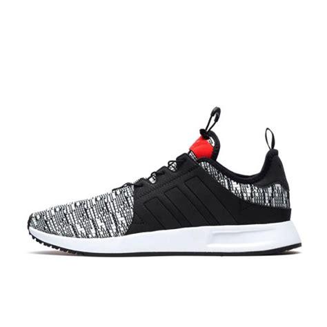 Adidas Sepatu X Plr jual sepatu sneakers adidas x plr black original