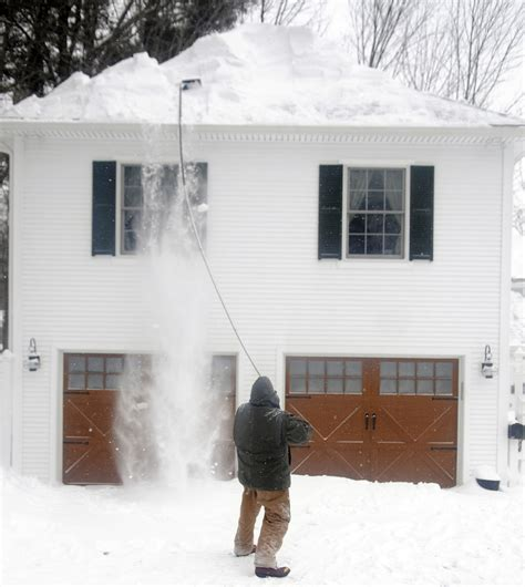 augusta waterville area chiefs say clear roofs