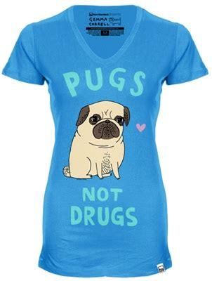 pugs not drugs gemma correll new standard pugs not drugs creator gemma correll