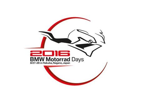 Bmw Motorrad Days Japan by Bmw Motorrad Days Japan 2016 8月27日 土 28日 日 の2日間 開催 Web