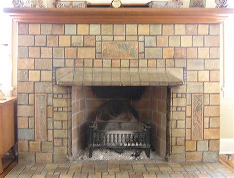 batchelder fireplace in monrovia batchelder originals