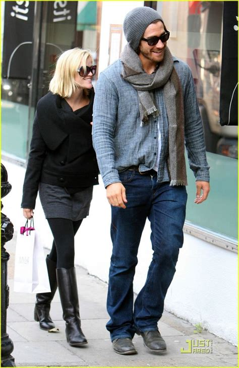 Jake Gyllenhaal Romancing Reese Witherspoon by Reese Witherspoon And Jake Gyllenhaal Search My