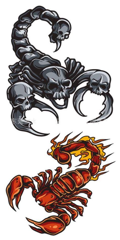 tato kalajengking merah 105 wonderful 3d scorpion tattoos