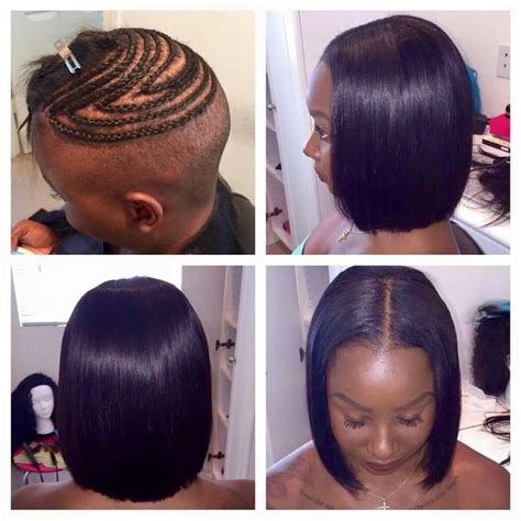 extension in shaved back and side hair 17 best images about extensions perruques tissages on