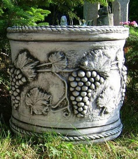 pflanzkübel beton beton design onlineshop f 195 188 r gartenfiguren