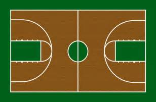 Outdoor Basketball Court Template by 12 Basketball Court Psd Images Nba Basketball Court