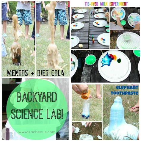 backyard science games backyard science lab science party activities and learning