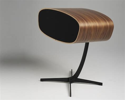 speaker designer uber expensive speakers draw inspiration from the eames chair