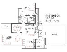 Split Level Home Floor Plans Split Level House Floor Plans Designs Bi Level 1300 Sq Ft