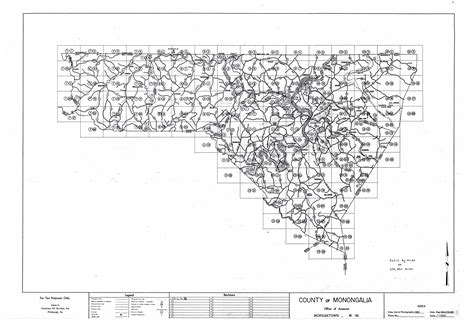 Monongalia County Tax Office monongalia county index maps