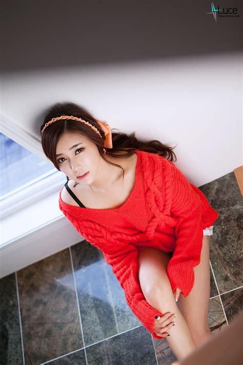 Sweater Model Korea ha yul in sweater and white shorts korean models photos gallery