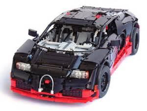 Lego Technic Bugatti Lego Technic Bugatti Veyron The Lego Car