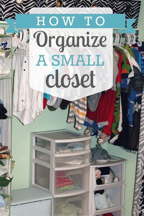 How To Organize A Small Bedroom How To Organize A Small Closet 187 Daily Mom