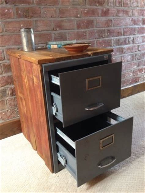 industrial style file cabinet 1000 ideas about filing cabinets on steel