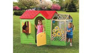 tikes garden cottage george at asda
