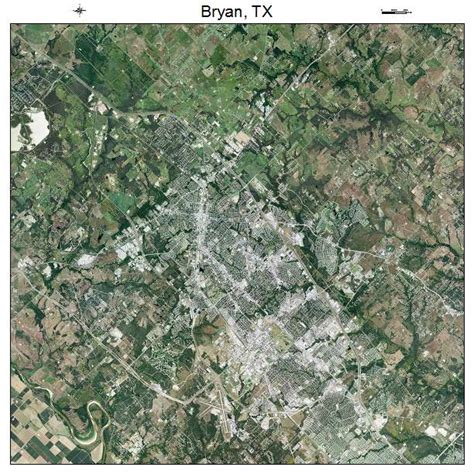 map bryan texas aerial photography map of bryan tx texas