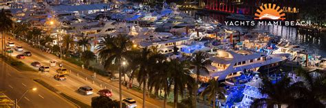 miami beach boat show 2017 what to expect at yachts miami beach 2017 26 north yachts