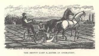 the corn planter was invented in 1834 henry blair
