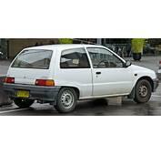 1988 1991 Daihatsu Charade G100 TS 3 Door Hatchback