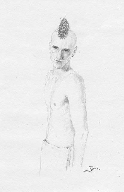Young Ian Murray-Mohawk | Outlander Artwork and Images