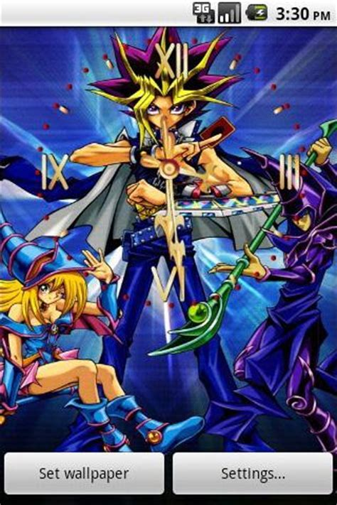 yugioh android wallpaper download yu gi oh live wallpaper for android yu gi oh