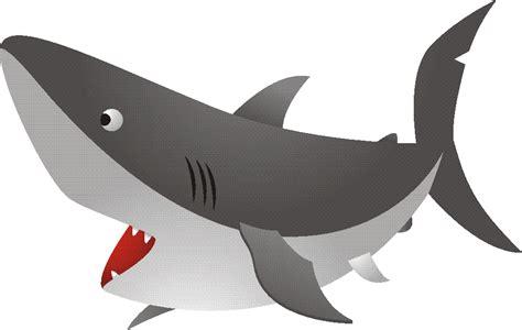 Great White Shark Clip by Shark Clipart Sharks Tiger Shark Classroom Clipart Image 7464
