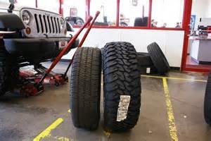 Trailhawk Largest Tires Tires On A Stock 2015 Jeep Wrangler Rubicon