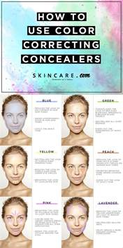 how to color correct best 25 eye circles ideas on eye