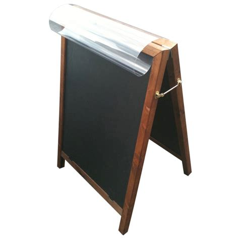 chalkboard poster holder a frame