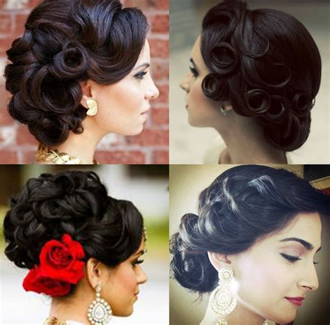 hairstyles for indian long faces 10 indian bridal hairstyles for long hair