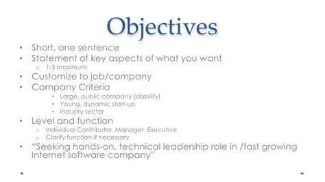 describe your career objectives magnificent resume objective images exle resume