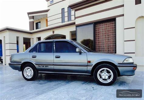 1990 Toyota Corolla For Sale Used Toyota Corolla 1990 Car For Sale In Jhelum 856715
