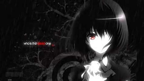 imagenes de anime another themesong another anime youtube