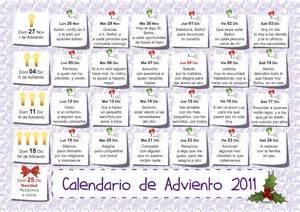 Calendario De Primera Adviento Recursos Pastorales Para Compartir