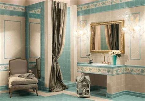 decori per bagno piastrelle per bagno classico foto 14 40 design mag