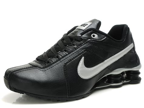 nike shox r4 mens running shoes reduced value black r4 shox nike mens running shoes silver