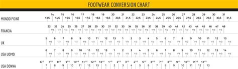 climbing shoe size conversion climbing shoe size conversion 28 images climbing shoe