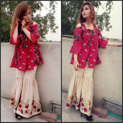Simple Stylish Pakistani Dresses