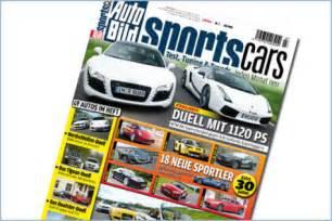 Auto Bild Sportscars 7 by Duell Der Traumsportler Autobild De