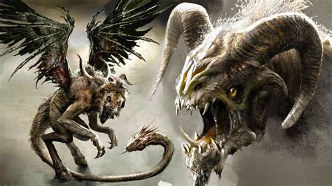 creatures greek mythology griffins mythical creatures wallpaper 69 pictures