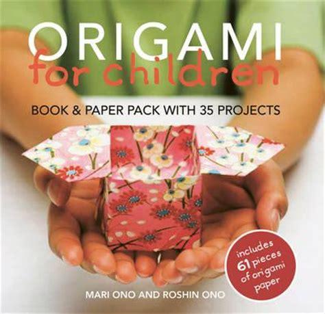 Origami For Children Book - origami for children