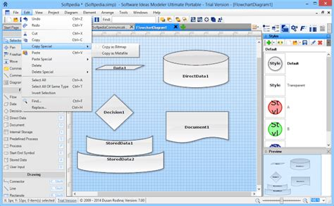 software to create charts 19 best free tools for creating flowcharts