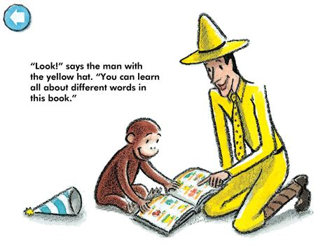 and goes toâ books curious george s dictionary for review imore