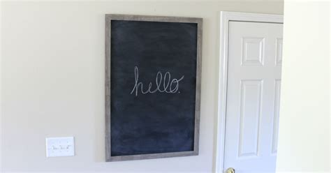 diy chalkboard with picture frame diy picture frame chalkboard suite