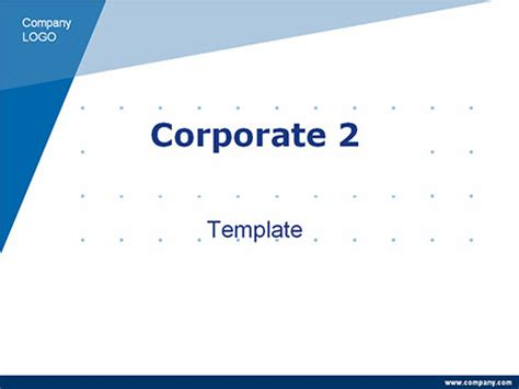 pp templates corporate powerpoint template 2