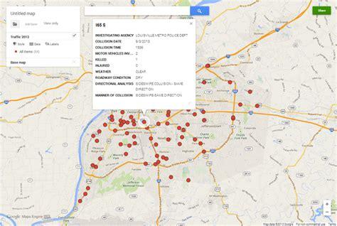 kentucky interactive map of kentucky interactive map 28 images population of