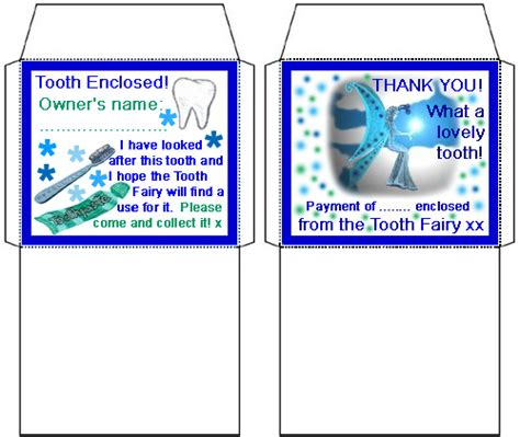 printable tooth fairy envelope tiny tooth fairy envelopes one for a tooth one for money